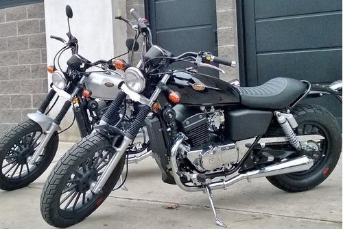 jawa cafe racer 350cc - motozuni hurlingham