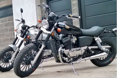 jawa cafe racer 350cc - motozuni  longchamps