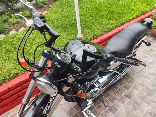 jawa daytona 350 custom como nueva