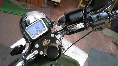 jawa military 350 2 tiempos excente 2015