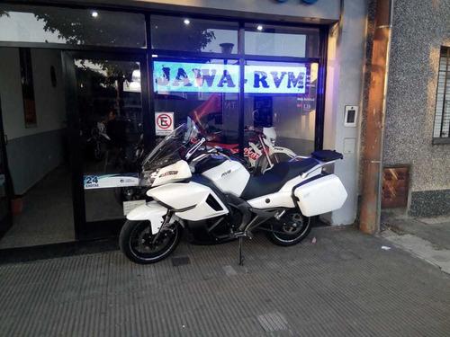 jawa - rvm 650 tr