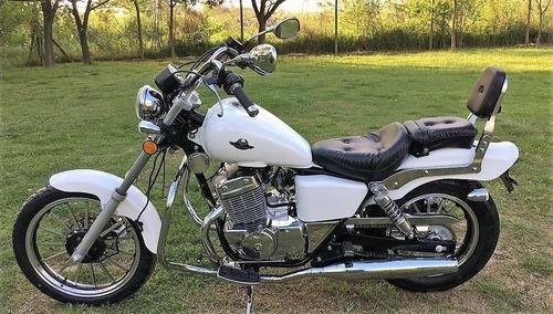 jawa rvm custom 250cc    entrega en casa