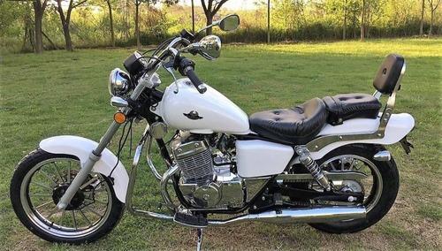 jawa rvm custom 250cc - motozuni brandsen