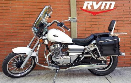 jawa rvm custom 250cc - motozuni  r. castillo