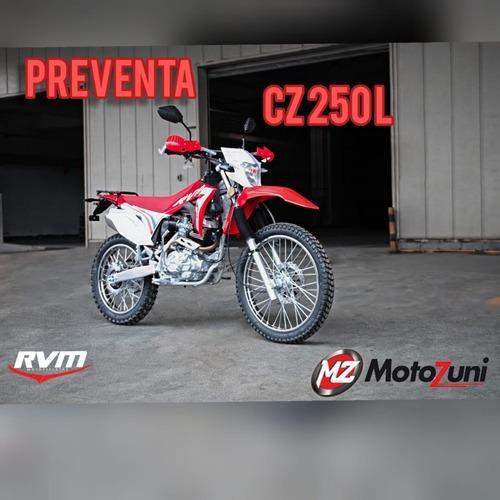 jawa rvm cz 250 l enduro    con seguro