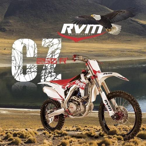 jawa rvm cz 450 r  enduro    entrega en casa