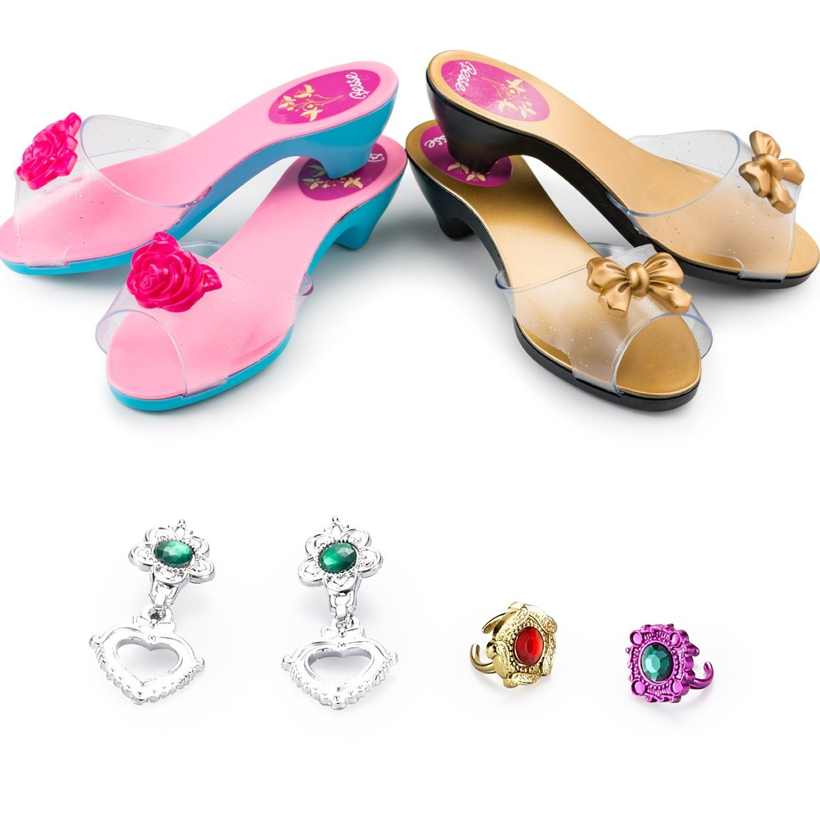 b592be520520 Jaxojoy Zapatos Y Joyas Boutique little Girl Princess P - S  204