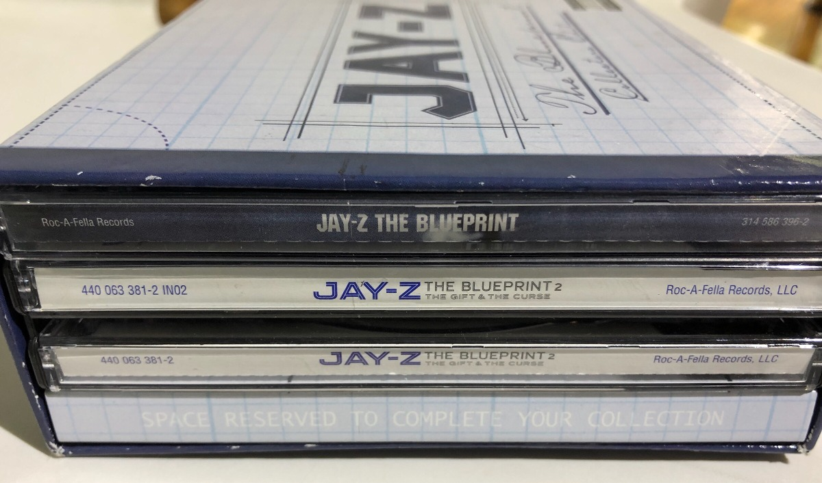 Jay z the blueprint collection edition 100000 en mercado libre cargando zoom malvernweather Choice Image