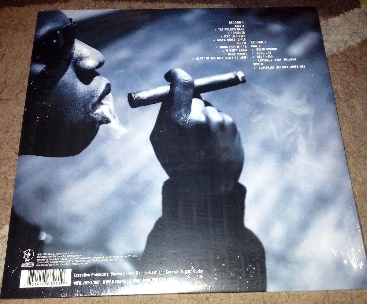Jay z the blueprint vinilo lp vinil vinyl 54900 en cargando zoom malvernweather Gallery