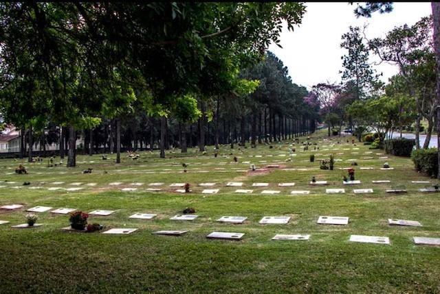 jazigo c/04 gavetas - cemitério jardim da colina - sbc