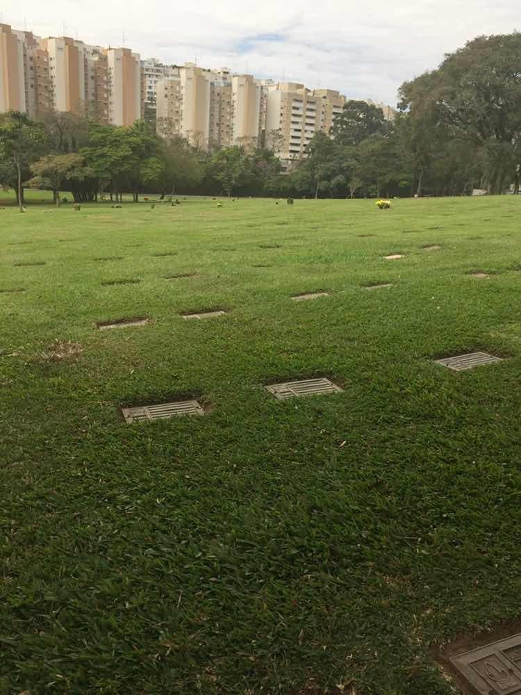 jazigo cemitério do morumby