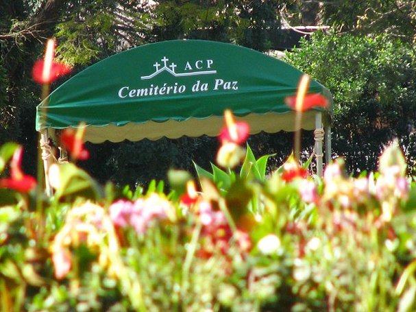 jazigo simples 2 gavetas - cemitério da paz