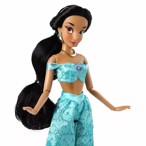 jazmin princesa disney store - original usa -