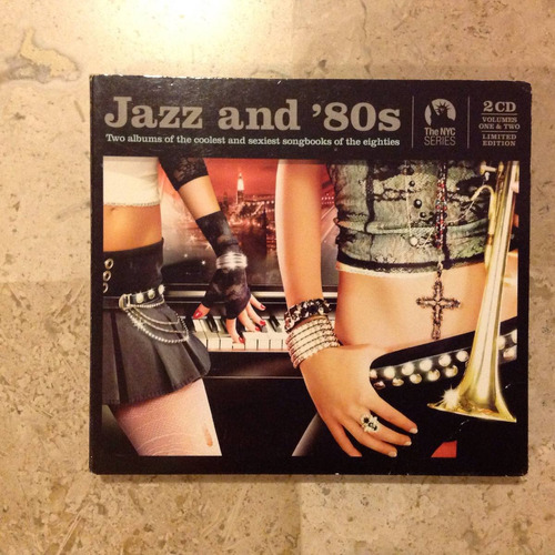 jazz & '80s two albums of the coolest and sexiest songbooks
