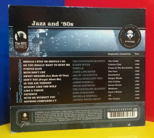 jazz 80tas cure clash madonna u2 roses (9)