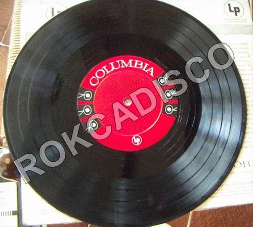 jazz inter, mary martin, anything goes, lp 10´. u.s.a.