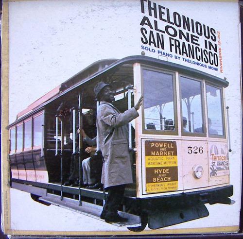 jazz, inter, thelonious monk, lp 12´, hecho en u s a