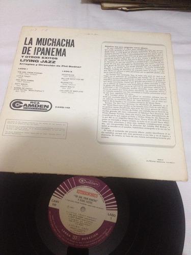 jazz la muchacha de ipanema edicion mexicana