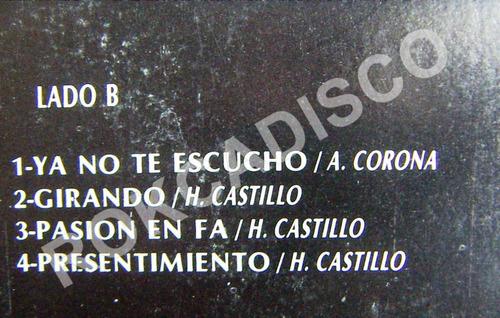 jazz mexicano .herberto castillo. lp 12´,hecho en mexico.lbf