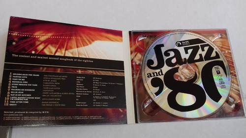 jazzyfatnastees - the once and future + jazz and 80s (2 cds)