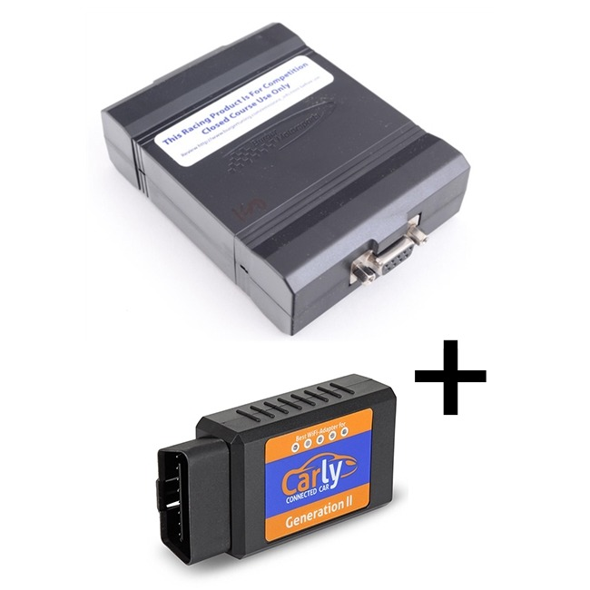 Jb4 Bmw 3 + Adaptador Carly Coding iPhone Wifi Bmw Mini