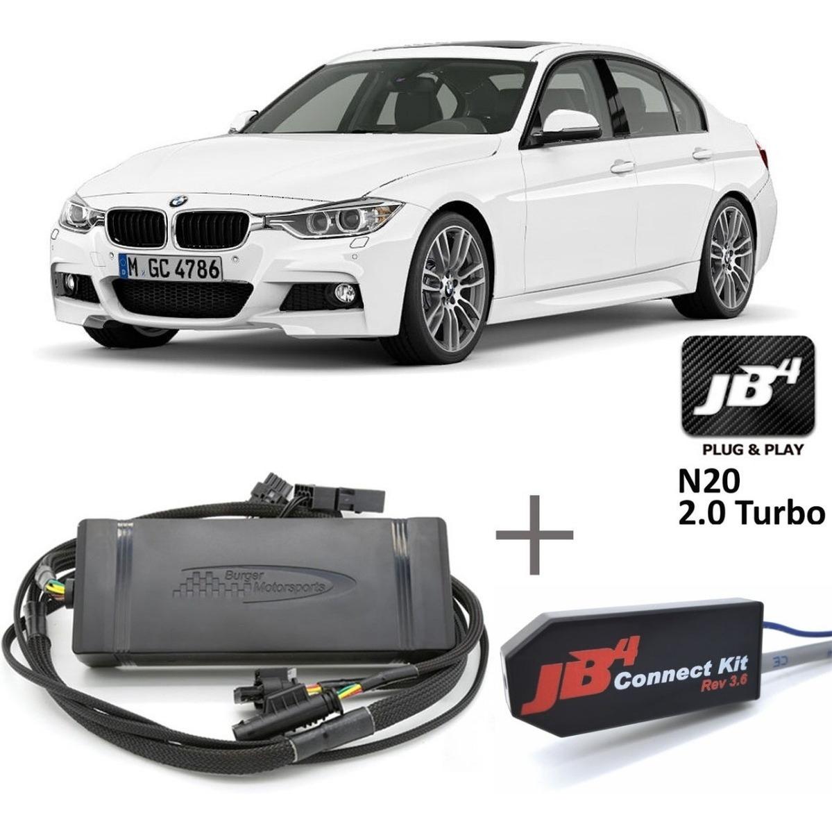 Jb4 Burger Motorsports Bmw N20 + Jb4 Bluetooth Kit Rev  3 6 - R