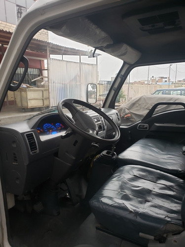 jbc furgón  panel