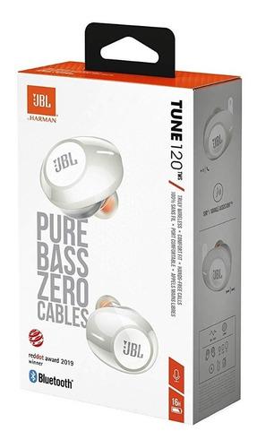 jbl  audifonos bluetooth true pure bass sound tune 120 tws