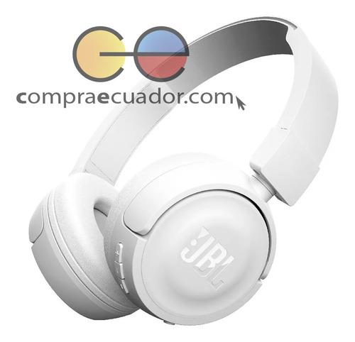 jbl audífonos dj bluetooth alta fidelidad micrófono control