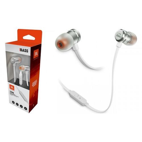 jbl audifonos t290 cableado 3.5mm( sumcomcr)