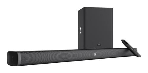 jbl bar 2.1 sound bar 300w soundbar nfe garantia de 1 ano