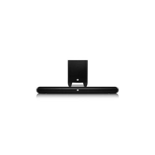 jbl - barra de sonido 6.5 con subwoofer inalámbrico - negro