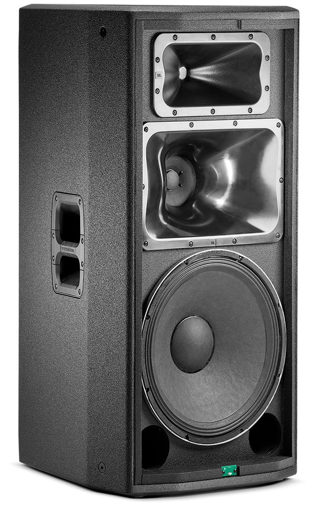 Jbl Bocina Amplificada De 1500w 15 Three Way Prx735