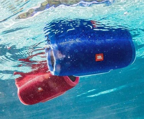 jbl charge 3 20w parlante bluetooth acuático / tienda