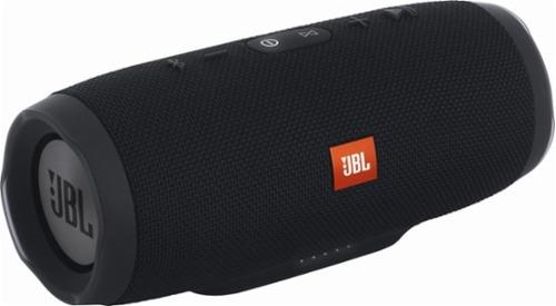 jbl charge 3 - altavoz portátil - bluetooth - negro