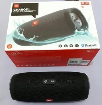 Jbl Charge 3 Bluetooth Caixa De Som Portátil Original