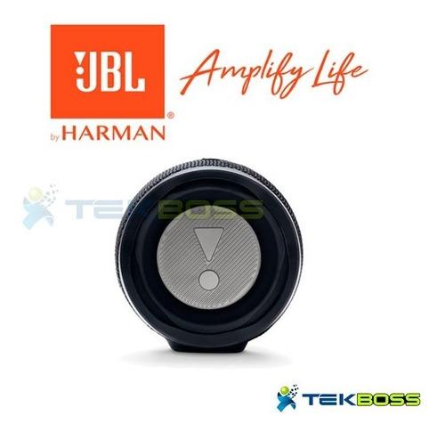 jbl charge 4 parlante bluetooth *original* factura y garanti