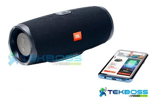 jbl charge 4 parlante bluetooth *original* factura y garanti