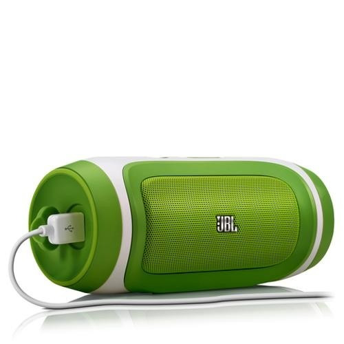 jbl charge portable wireless stereo speaker and charger
