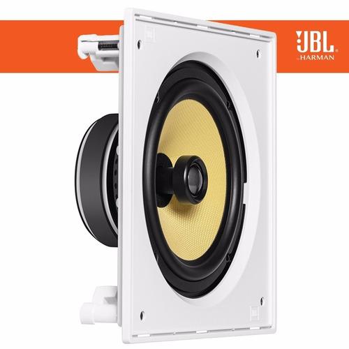 jbl ci8s caixa acústica de embutir