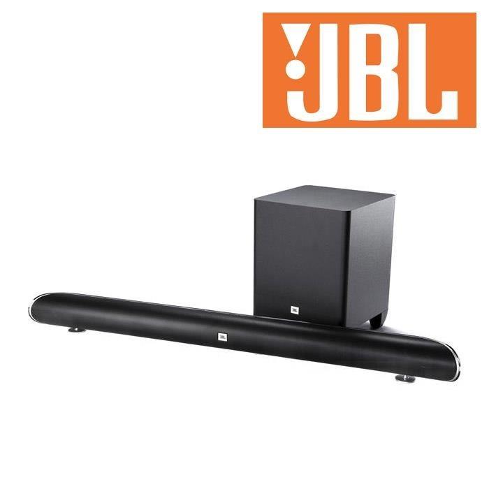 c9e8275dce8 Jbl Cinema Sb250 - Sistema De Barra De Sonido - Para Tv - S  1.099 ...