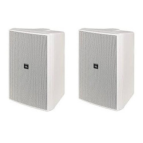 Jbl Control 25av Wh Compact Indoor Outdoor Background Foreg