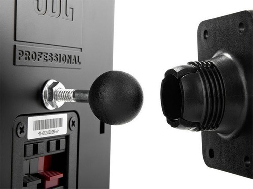jbl control one caixa 100rms +suporte parede par rev oficial