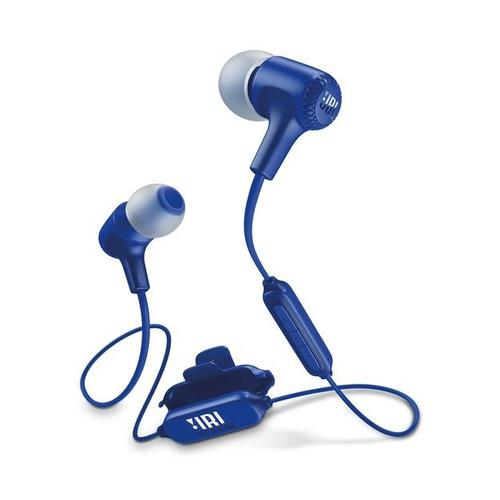 jbl e25bt auriculares bluetooth micrófono wireless azul