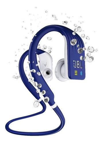 jbl endurance dive - auriculares con micro bluetooth azul