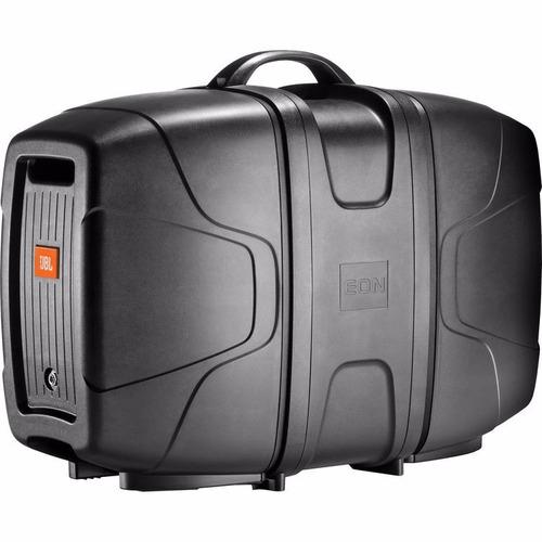jbl eon206p sistema de audio portatil con mezclador