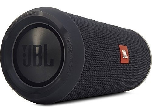 jbl flip 3 altavoz portátil portátil splashproof, negro