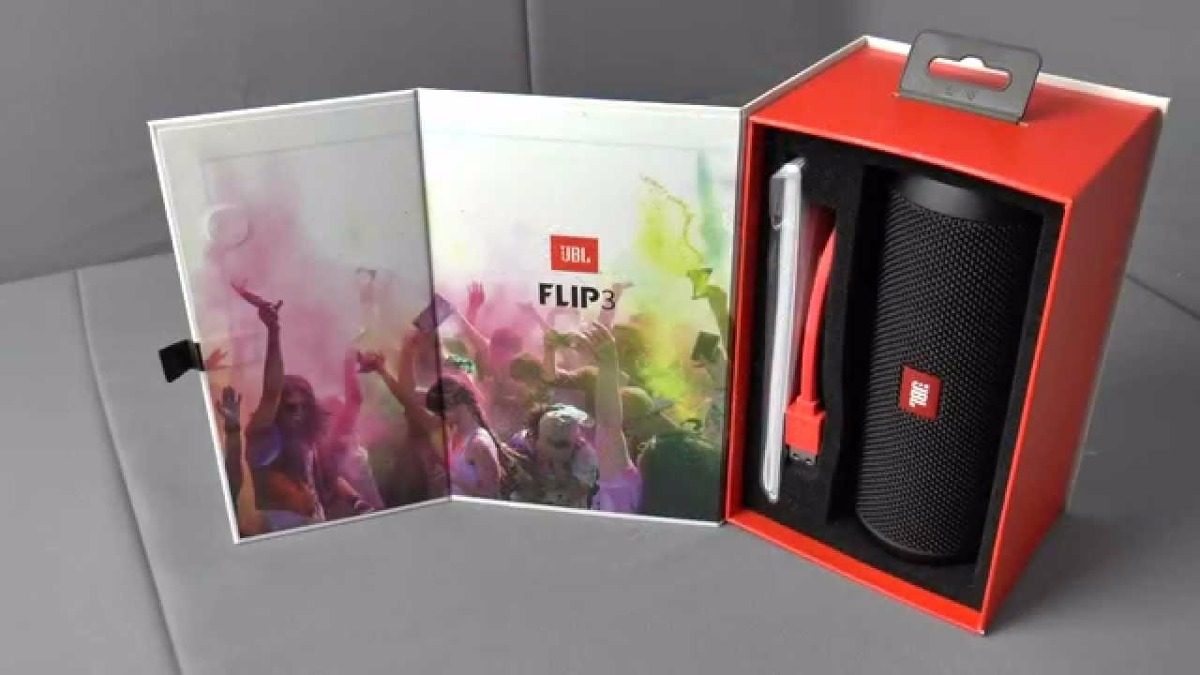 how to connect jbl flip 2 to ipad