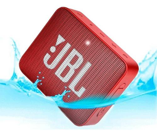 jbl g0 2 parlante bluetooth original a prueba de agua