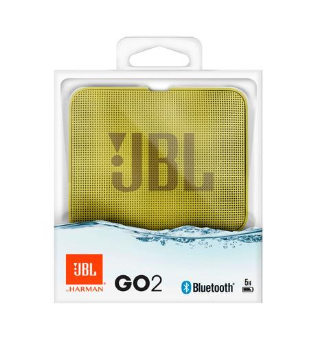 jbl go 2 - altavoz  inalámbrico - bluetooth - 3 v limonada